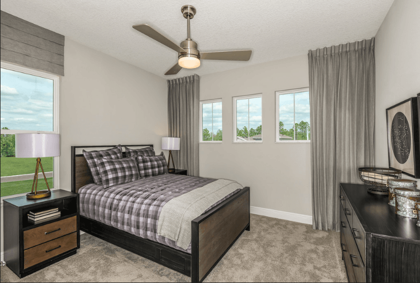 Bedroom featured in The Henley By Cardel Homes in Tampa-St. Petersburg, FL