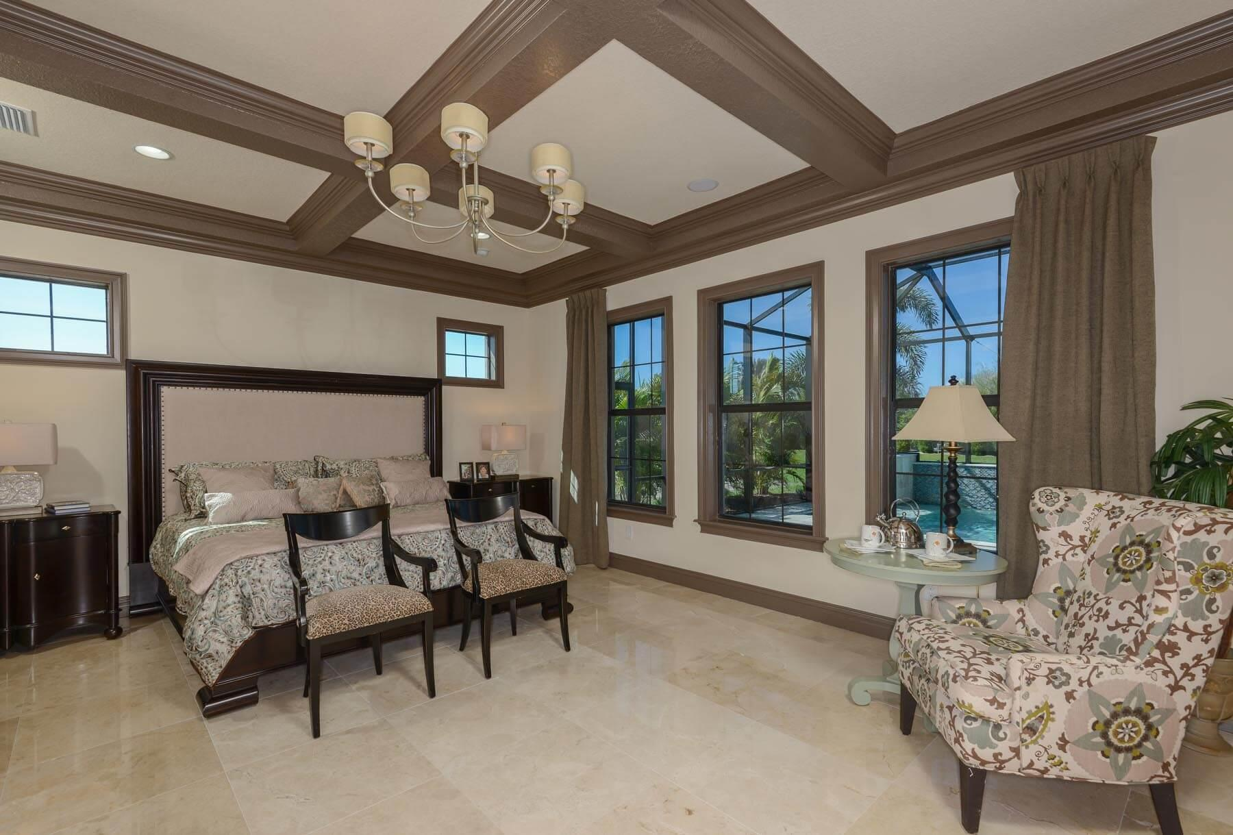 Bedroom featured in The Palazzo By Cardel Homes in Sarasota-Bradenton, FL