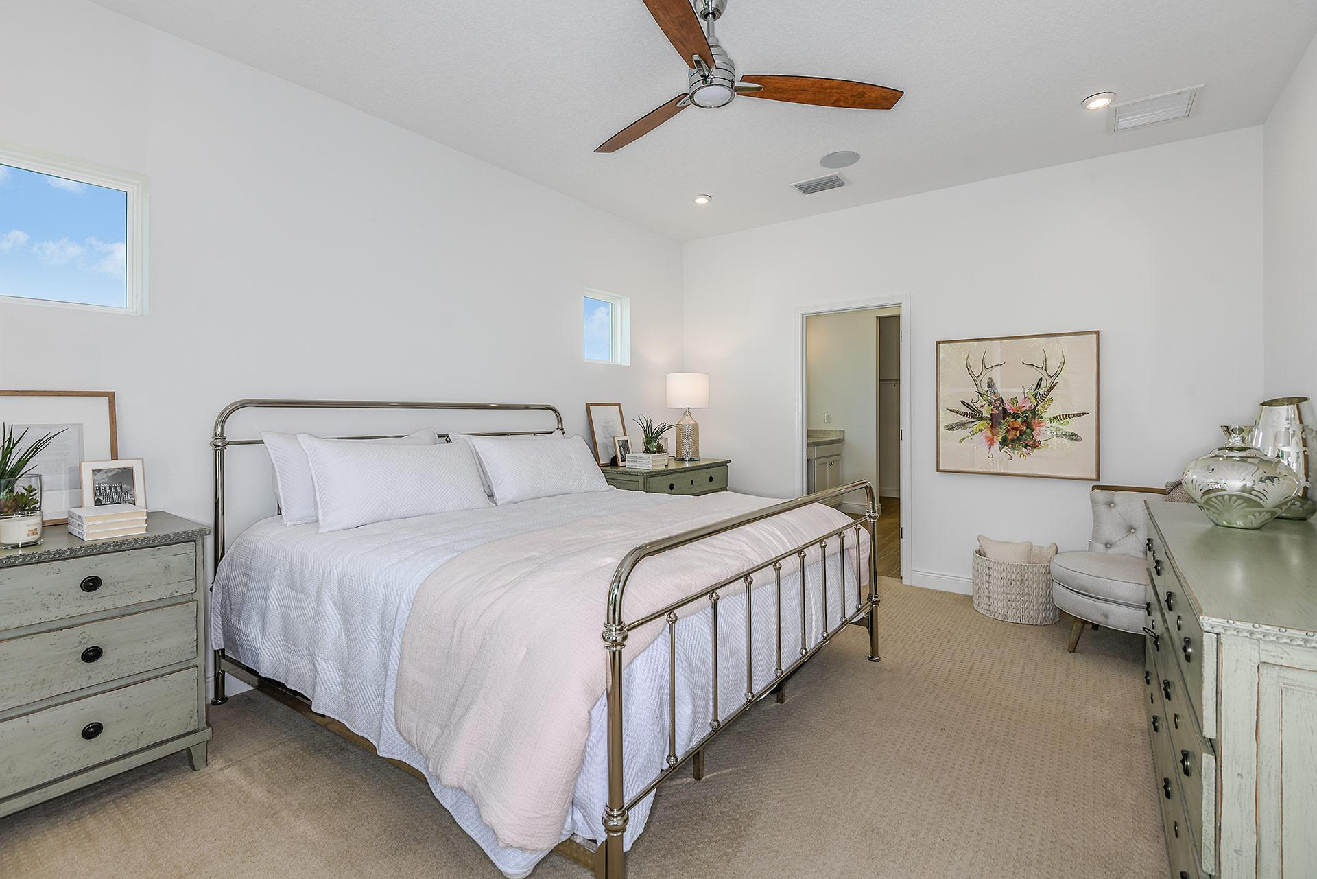 Bedroom featured in The Brighton 2 By Cardel Homes in Tampa-St. Petersburg, FL
