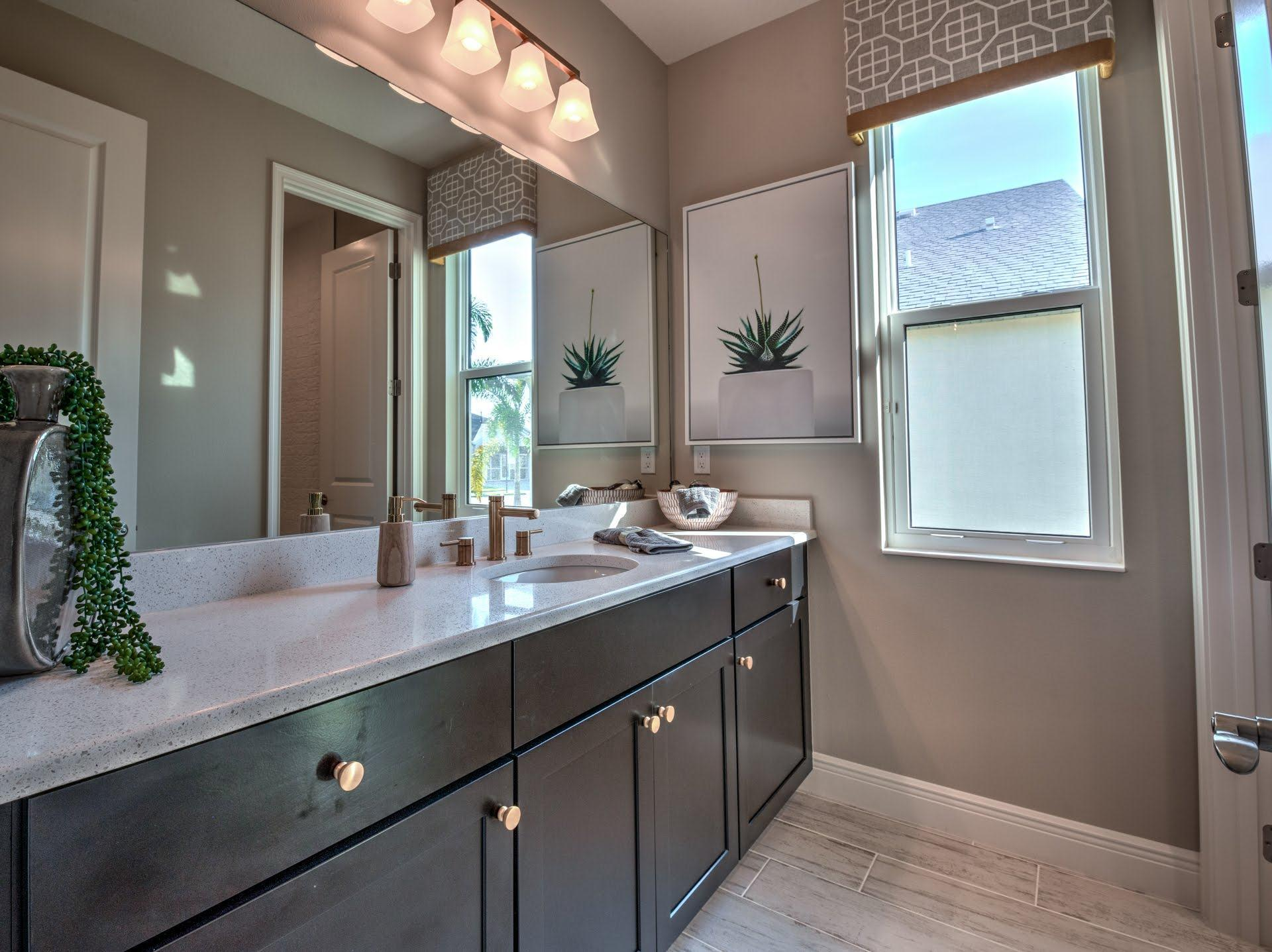 Bathroom featured in the Biscayne By Sam Rodgers  in Sarasota-Bradenton, FL
