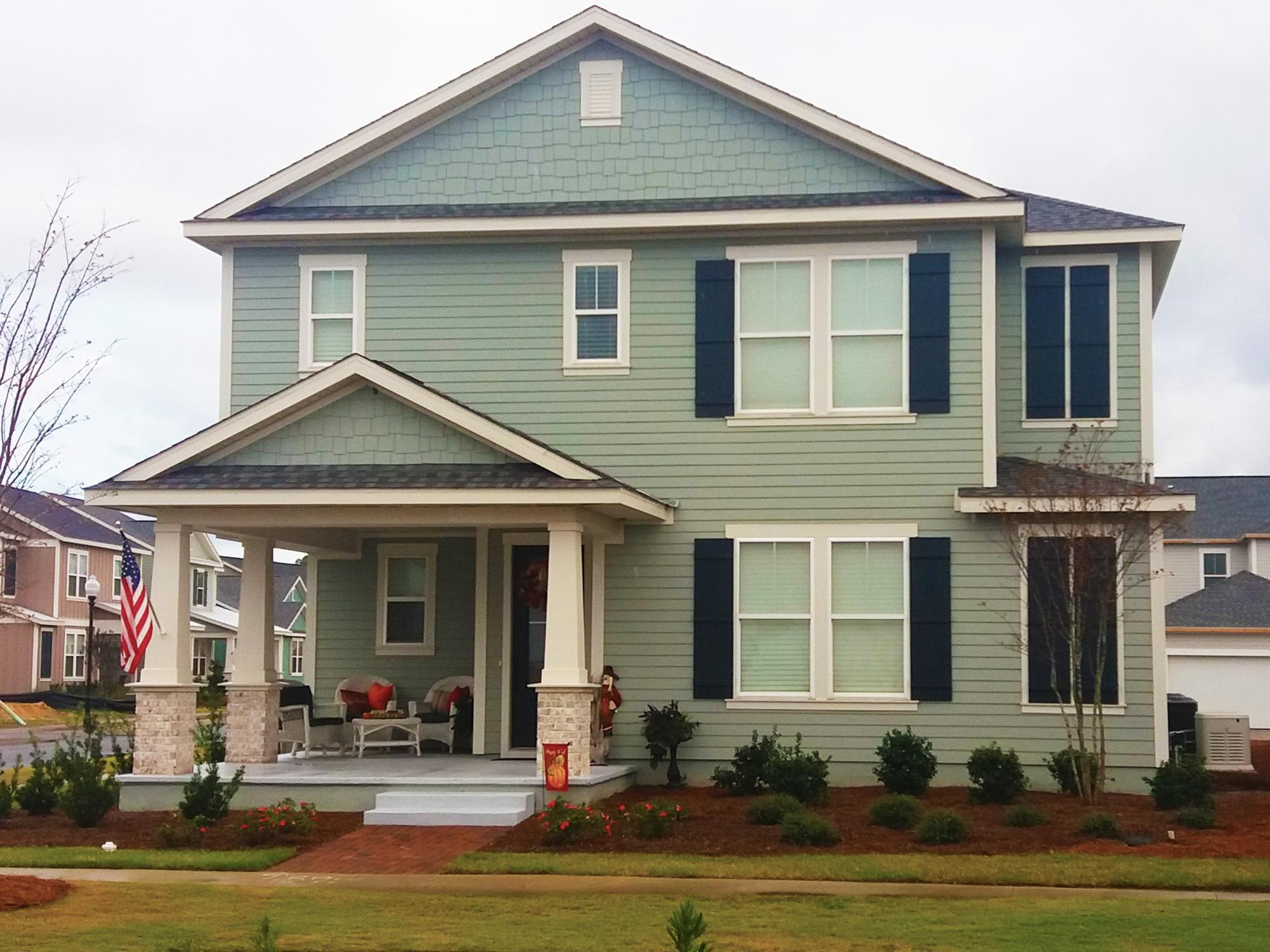 Exterior featured in the Captiva By Samuel Taylor Homes in Panama City, FL