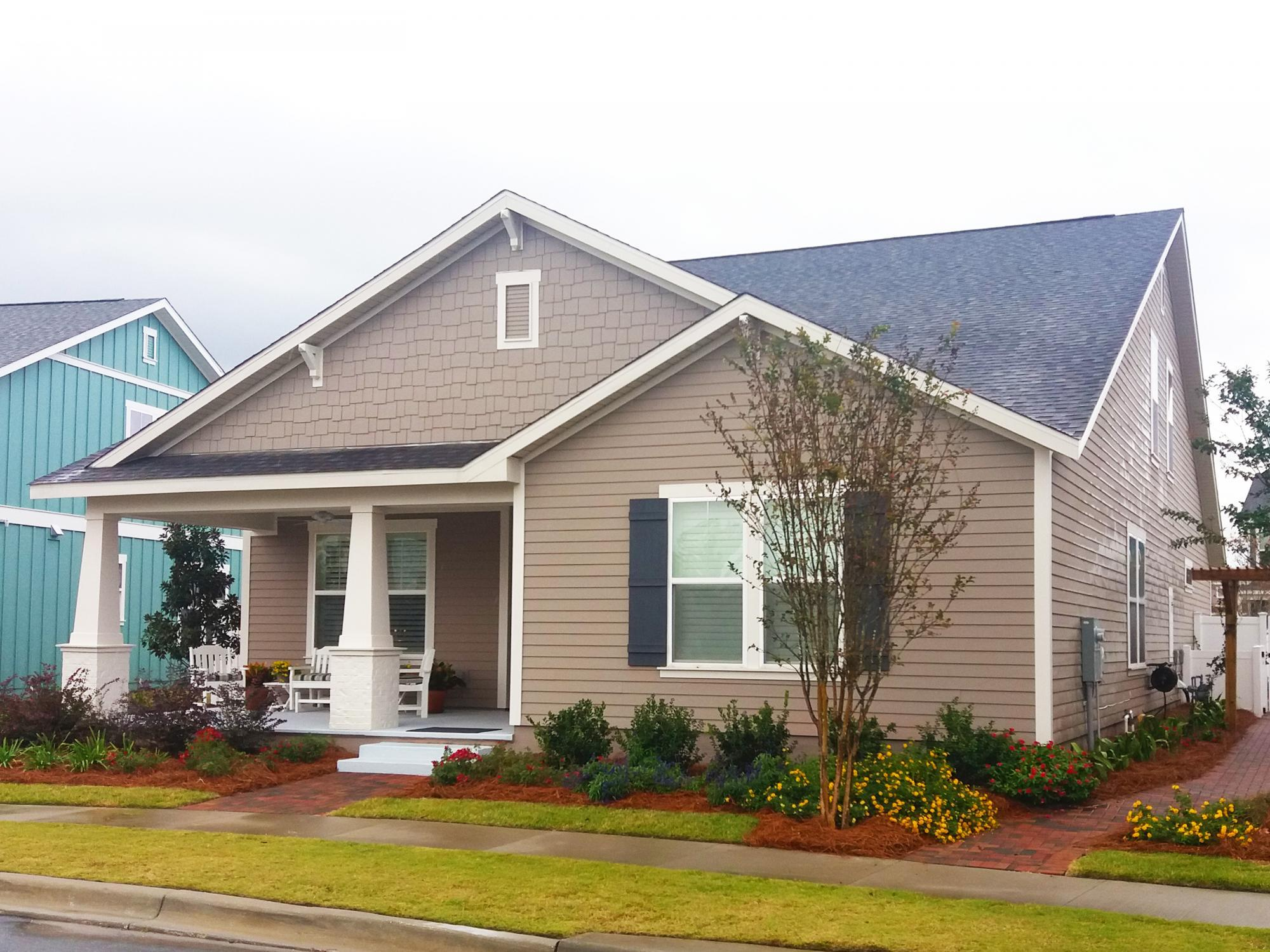 Exterior featured in the Marco II By Samuel Taylor Homes in Panama City, FL