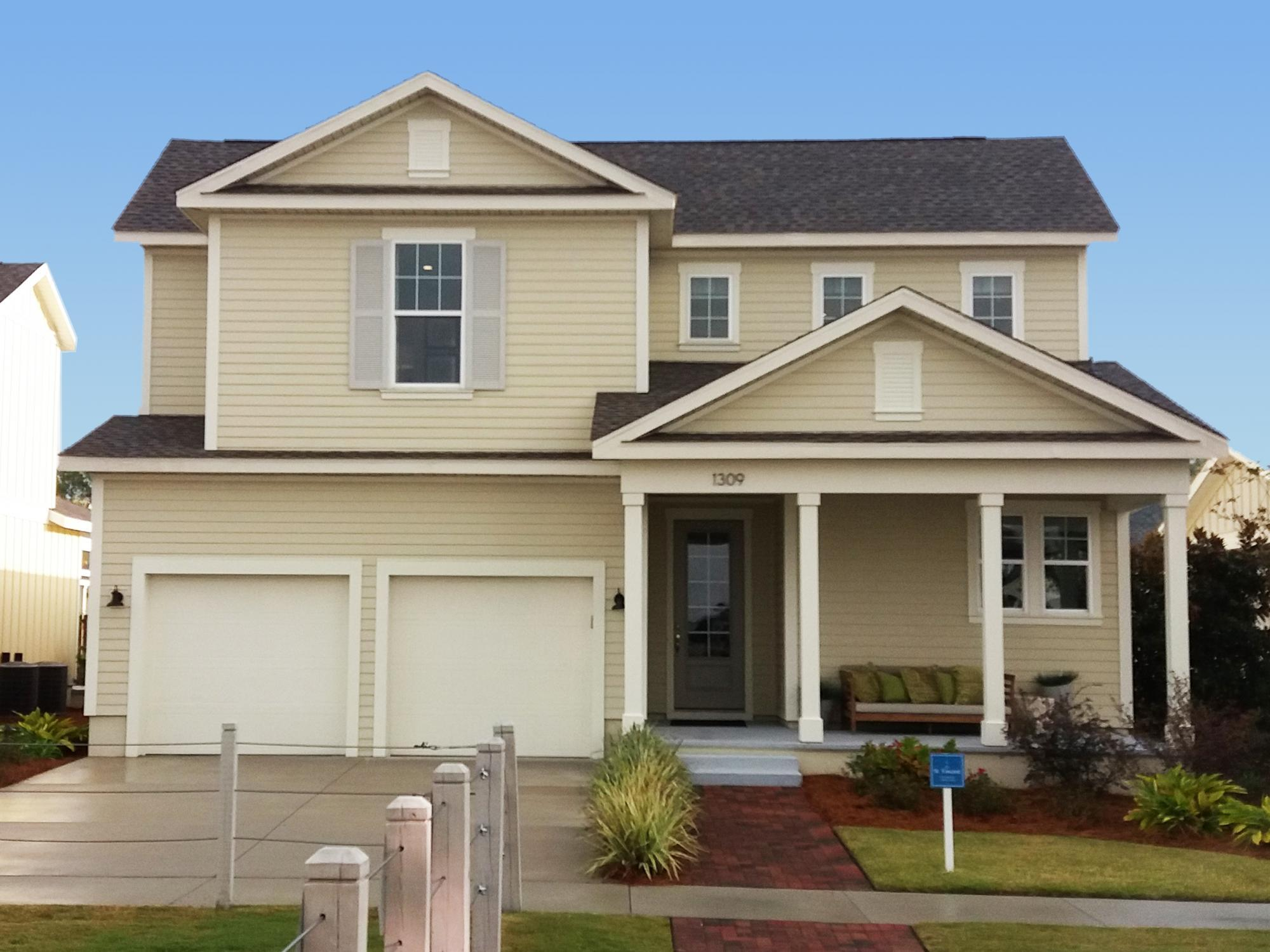 Exterior featured in the St. Vincent By Samuel Taylor Homes in Panama City, FL