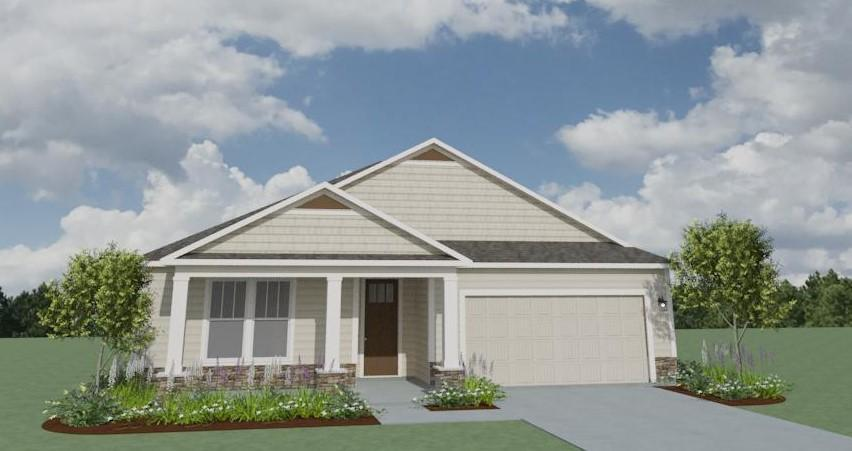 Exterior featured in the Mako By Samuel Taylor Homes in Panama City, FL