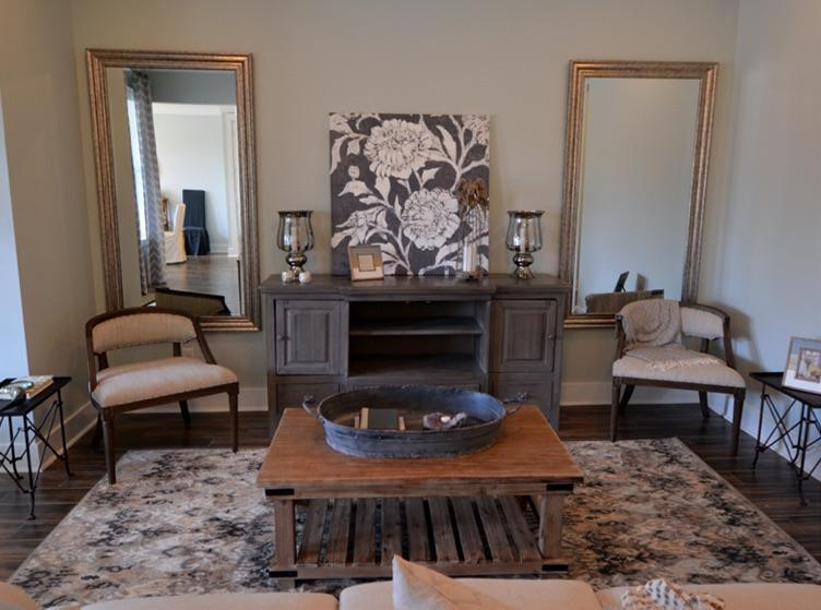 Living Area featured in the Mako By Samuel Taylor Homes in Panama City, FL