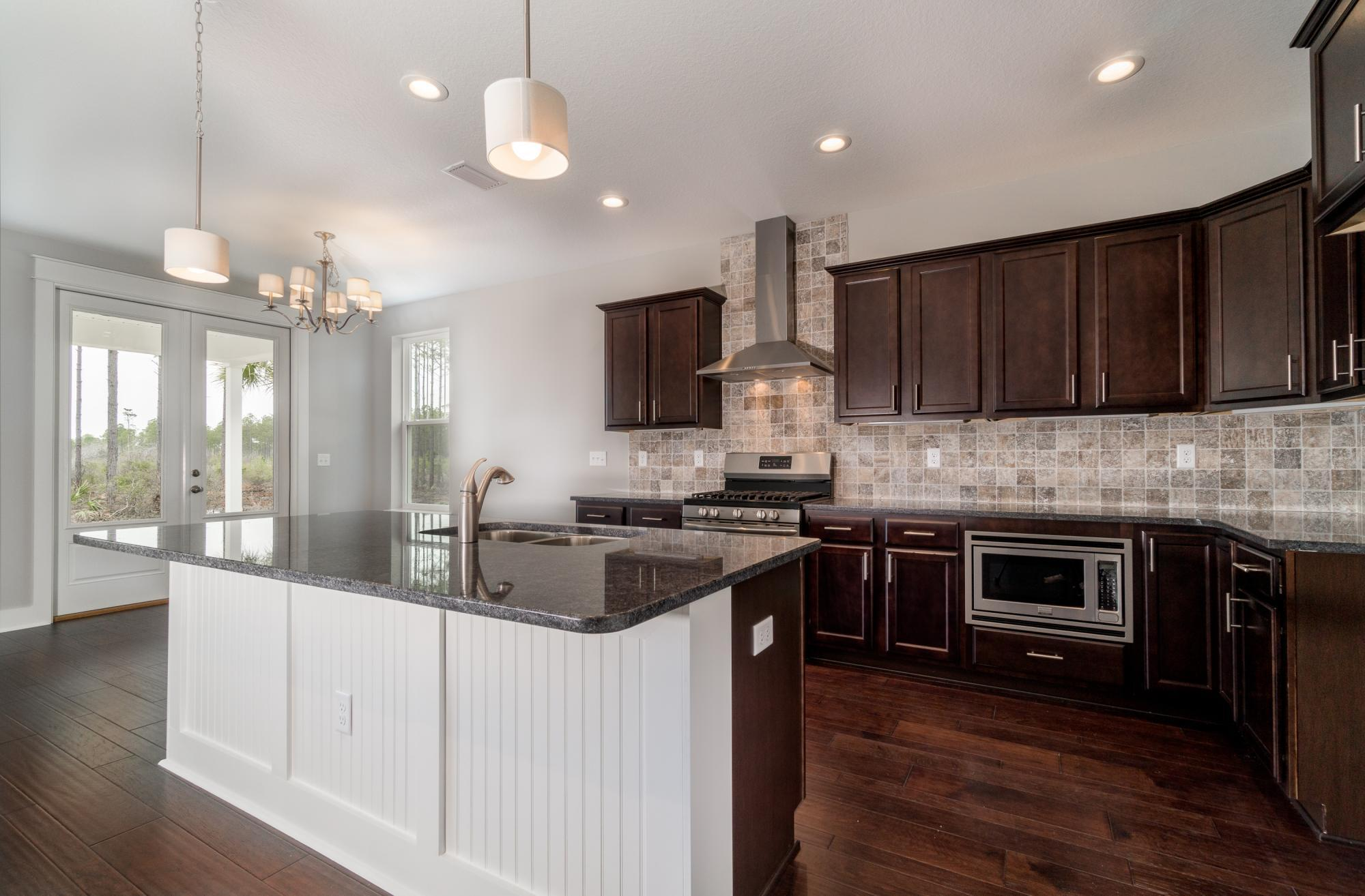 Kitchen featured in the Trigger By Samuel Taylor Homes in Panama City, FL