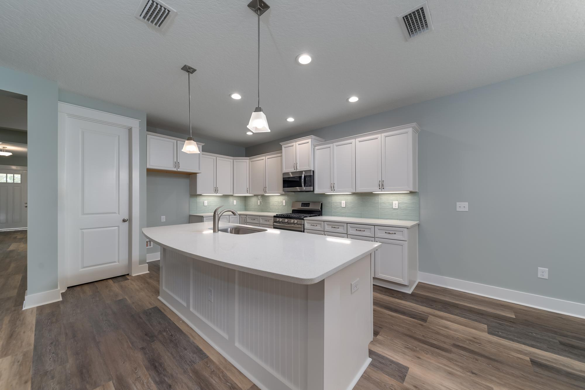 Kitchen featured in the Crevalle By Samuel Taylor Homes in Panama City, FL