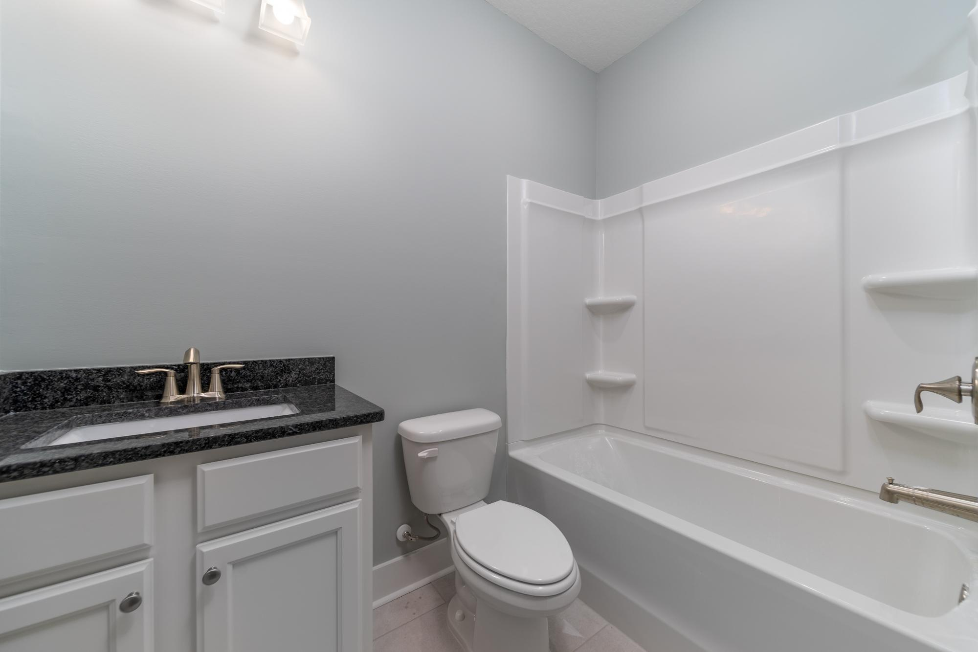 Bathroom featured in the Crevalle By Samuel Taylor Homes in Panama City, FL