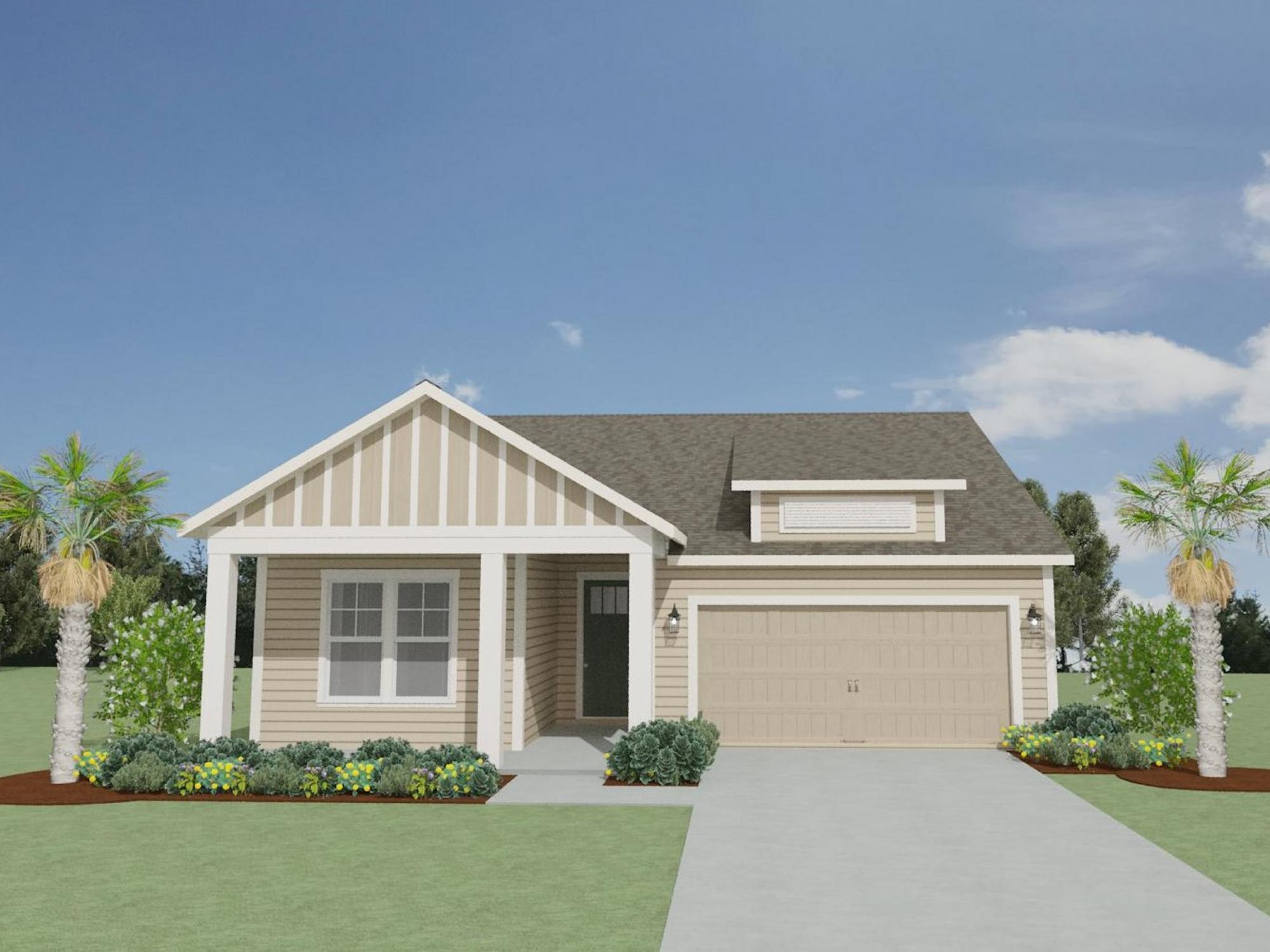Exterior featured in the Trigger By Samuel Taylor Homes in Panama City, FL