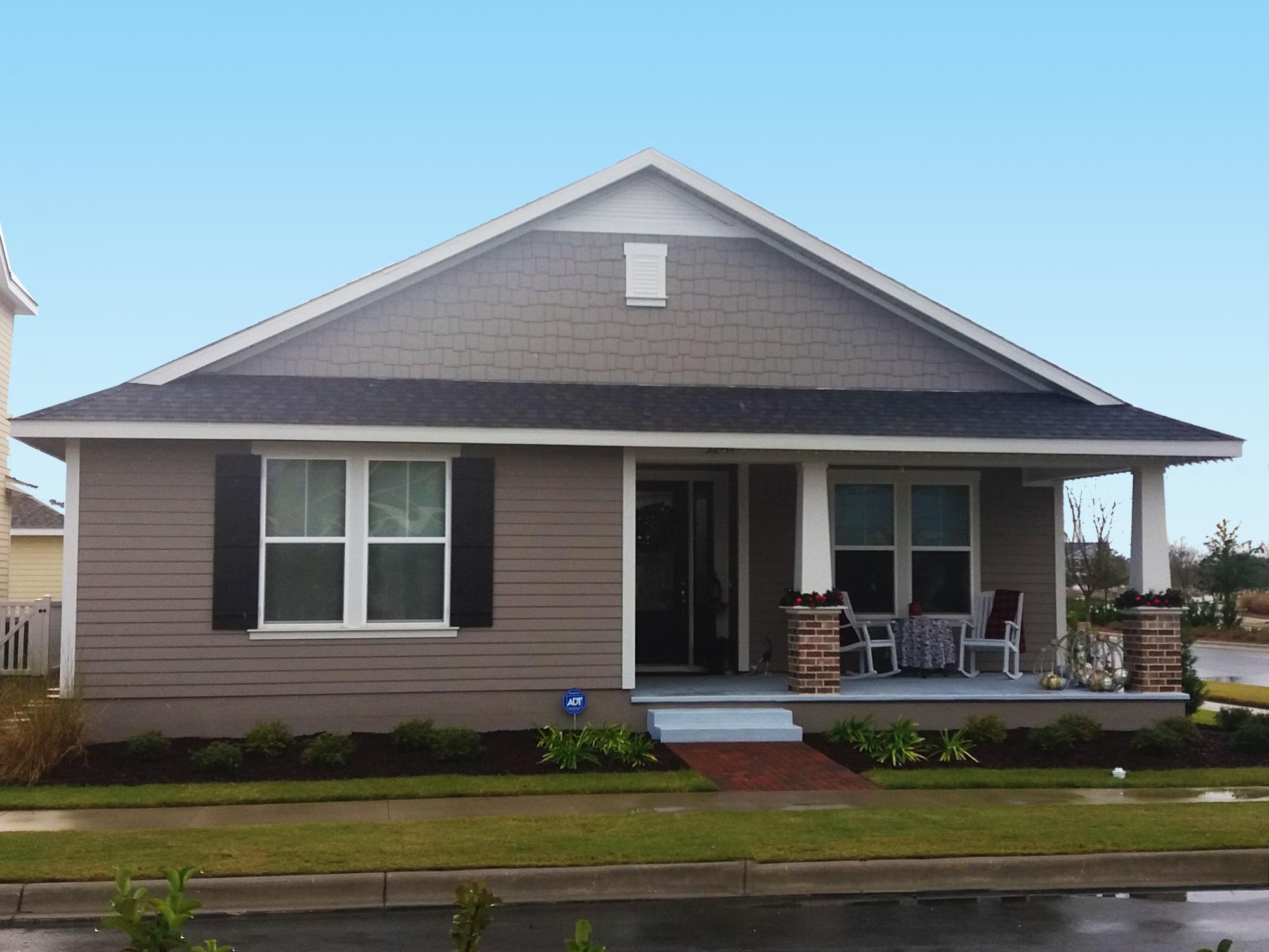 Exterior featured in the Marco I By Samuel Taylor Homes in Panama City, FL