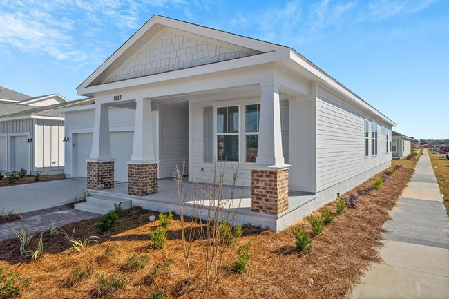 Exterior featured in the Venice By Samuel Taylor Homes in Panama City, FL