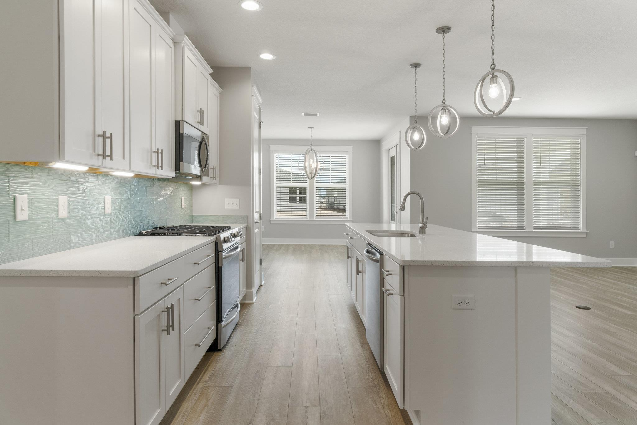 Kitchen featured in the Miramar By Samuel Taylor Homes in Panama City, FL