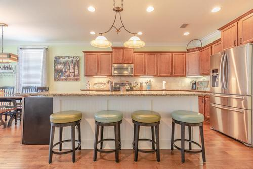 Kitchen-in-704 BREAKFAST POINT BOULEVARD Boulevard-at-Breakfast Point - Bay Series-in-Panama City Beach