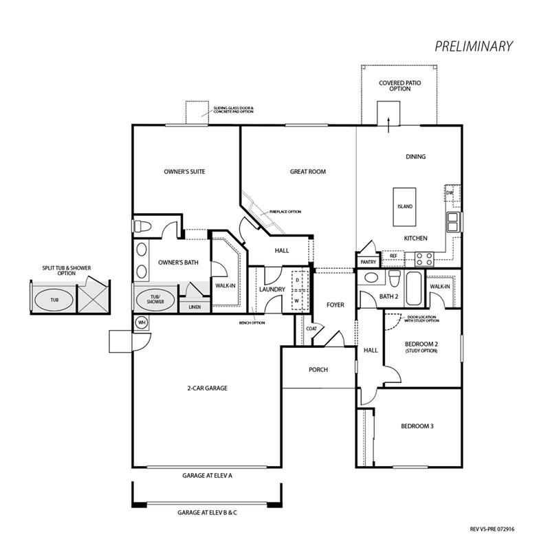 Bonita Floor Plan