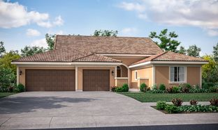 Verona with Loft - Bella Vista: Hanford, California - San Joaquin Valley Homes