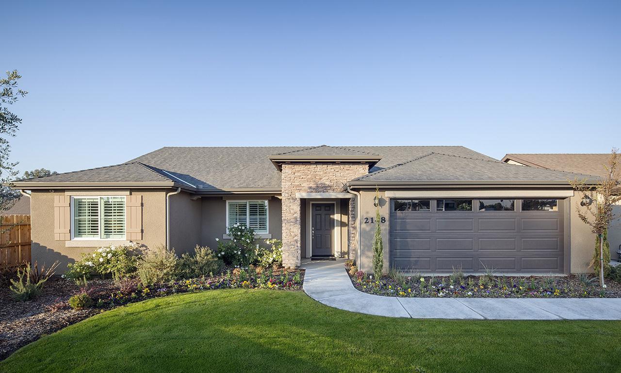 Pine River Estates in Visalia, CA by San Joaquin Valley Homes