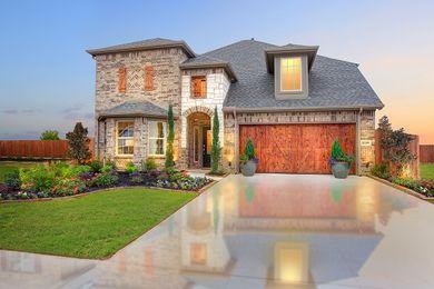 Silverstone - Edgefield: Arlington, Texas - Sandlin Homes