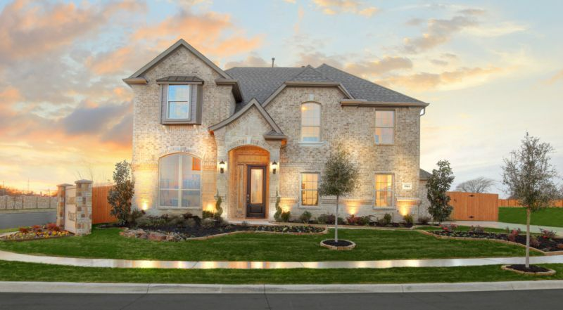 New Luxury Home Communities In Fort Worth