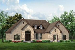 Ashwood - Joshua Meadows: Joshua, Texas - Sandlin Homes