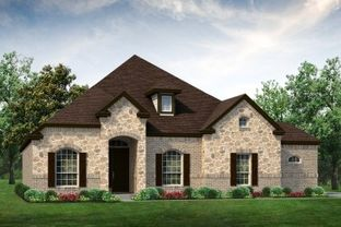 Nottingham II - Joshua Meadows: Joshua, Texas - Sandlin Homes