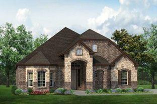 Scottsdale I SE - Joshua Meadows: Joshua, Texas - Sandlin Homes