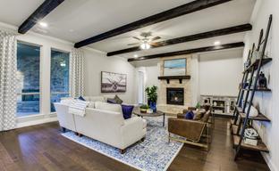 Joshua Meadows by Sandlin Homes in Fort Worth Texas