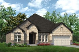 Bellaire - Clairmont Estates: Ponder, Texas - Sandlin Homes