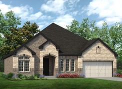Bellaire - Palomino Estates: Benbrook, Texas - Sandlin Homes
