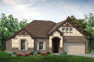 Colby - Sheppard's Place: Waxahachie, Texas - Sandlin Homes