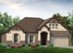 Colby - Lynn Creek: Arlington, Texas - Sandlin Homes
