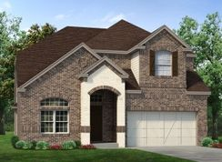 Murray - Country Lakes: Argyle, Texas - Sandlin Homes