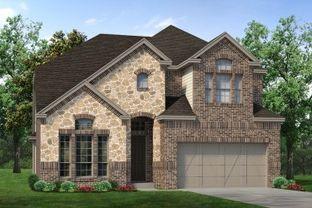 Murray - Lynn Creek: Arlington, Texas - Sandlin Homes