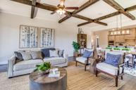Chisholm Trail Ranch by Sandlin Homes in Fort Worth Texas