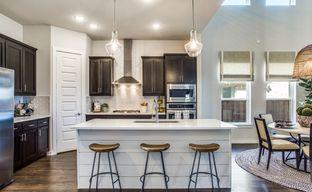 Prairie Oaks by Sandlin Homes in Dallas Texas