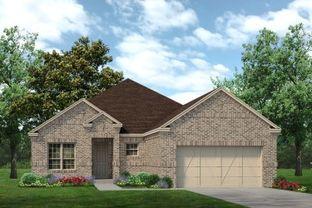Trinity - Palomino Estates: Benbrook, Texas - Sandlin Homes