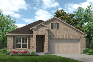 Sterling - Palomino Estates: Benbrook, Texas - Sandlin Homes