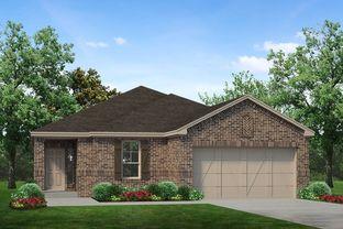Woodstone - Palomino Estates: Benbrook, Texas - Sandlin Homes