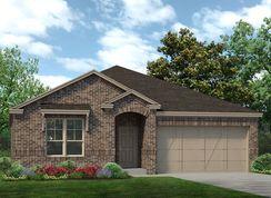 Preston I - Palomino Estates: Benbrook, Texas - Sandlin Homes