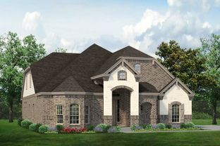 Scottsdale II - Joshua Meadows: Joshua, Texas - Sandlin Homes