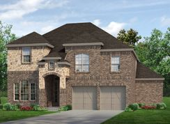 Fairview - Timberbrook: Justin, Texas - Sandlin Homes