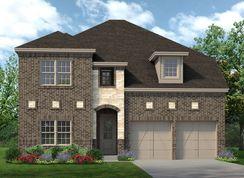 Silverstone - Mayfield Farms: Arlington, Texas - Sandlin Homes