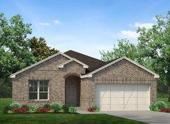 Hamilton - Palomino Estates: Benbrook, Texas - Sandlin Homes