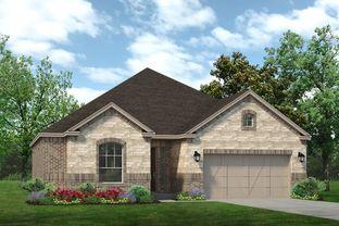 Kinsely - Will's Place: Arlington, Texas - Sandlin Homes