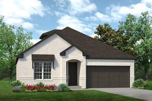 Brookstone II - Chisholm Trail Ranch: Fort Worth, Texas - Sandlin Homes