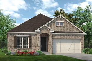 Brookstone I - Sheppard's Place: Waxahachie, Texas - Sandlin Homes