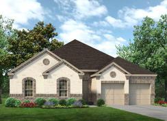 Westwood - Timberbrook: Justin, Texas - Sandlin Homes