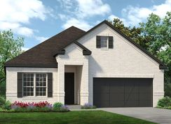 The Brimstone - Build on Your Lot with Sandlin Homes: North Richland Hills, Texas - Sandlin Homes