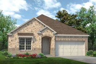 The Brookstone I - Build on Your Lot with Sandlin Homes: North Richland Hills, Texas - Sandlin Homes