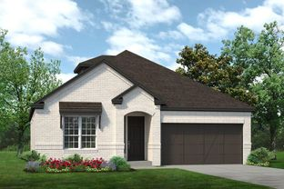 The Brookstone II - Build on Your Lot with Sandlin Homes: North Richland Hills, Texas - Sandlin Homes