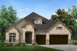 The Cedarwood II - Build on Your Lot with Sandlin Homes: North Richland Hills, Texas - Sandlin Homes